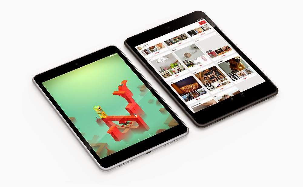 Το Ν1 μοιάζει με ένα μείγμα από το iPad mini και το iPhone 6. Ένα κομμάτι Lumia 925 μπορεί κάποιος να αναγνωρίσει.
