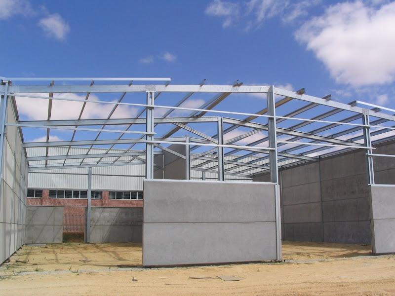 Las estructuras metalicas estructuras met licas naves for Estructuras metalicas para tejados