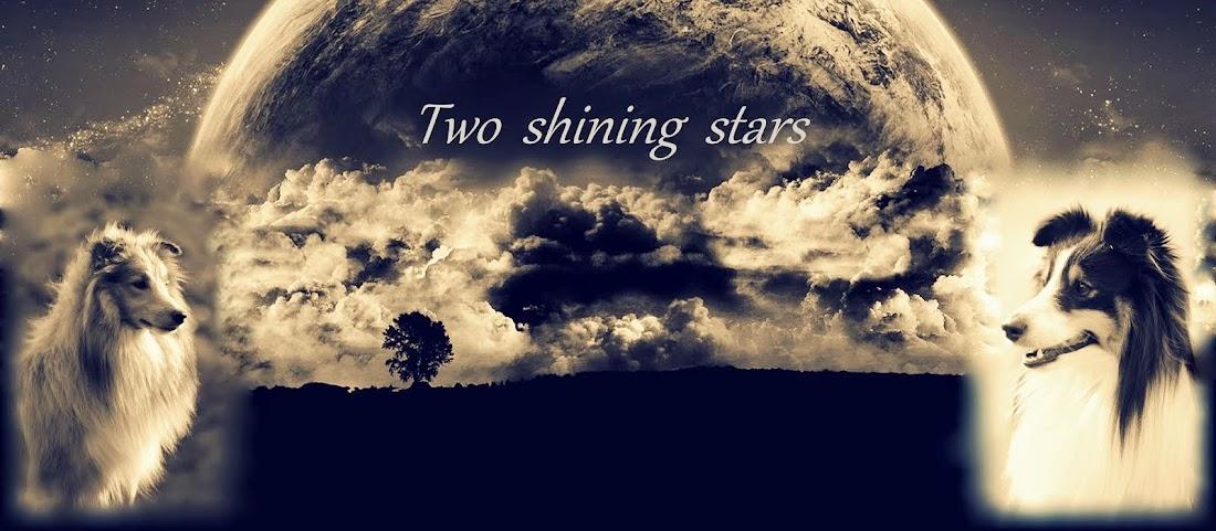 Two shining stars