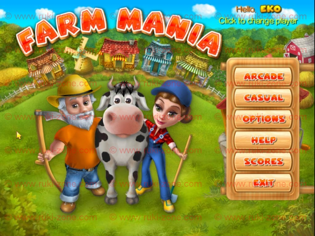 Download Game Farm Mania Full Version