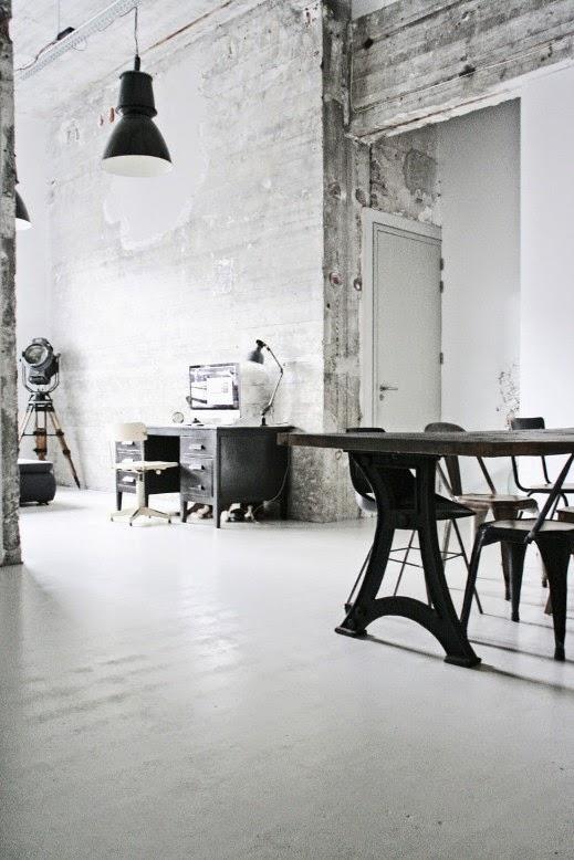 loft de estética industrial en Eindhoven