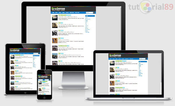 Koleksi template blogger free buatan mas sugeng