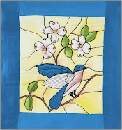 Free pattern ! Tiffany Bluebird