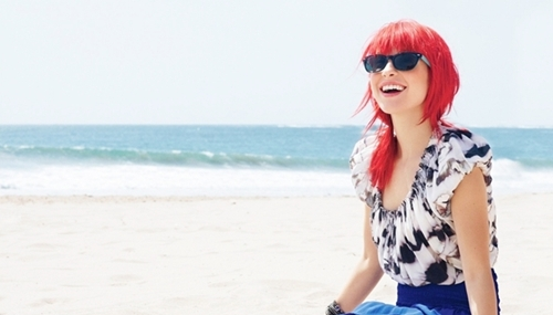 Estilo: Hayley Williams