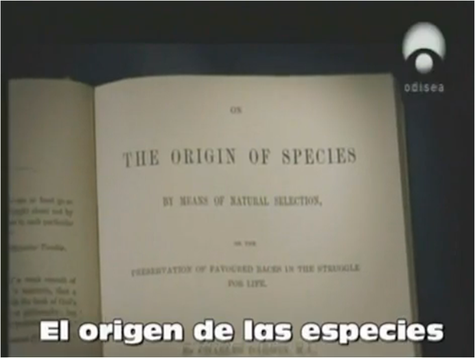 VIDEO: Origen de las especies