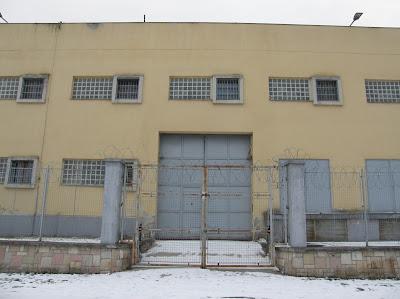 börtön, Vác, Magyarország, Hungary