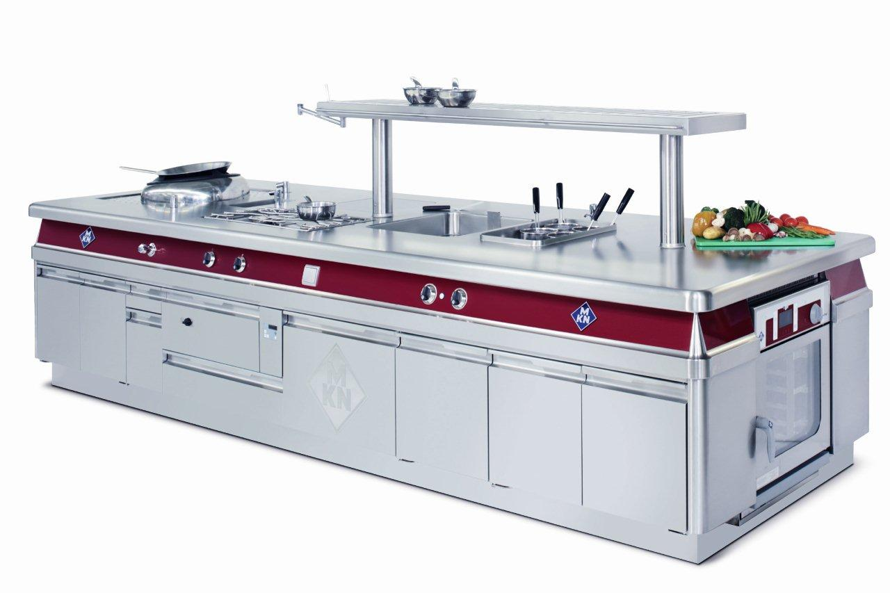 Phoeniks biota dining another mkn kuchenmeister in for I kitchen equipment