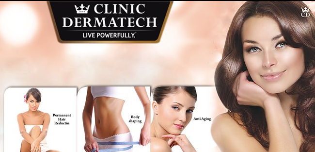 Permanent Hair Reduction by Clinic Dermatech