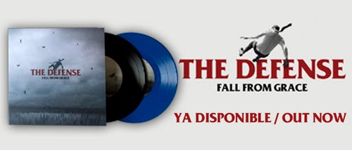 THE DEFENSE – Fall From Grace – 7""