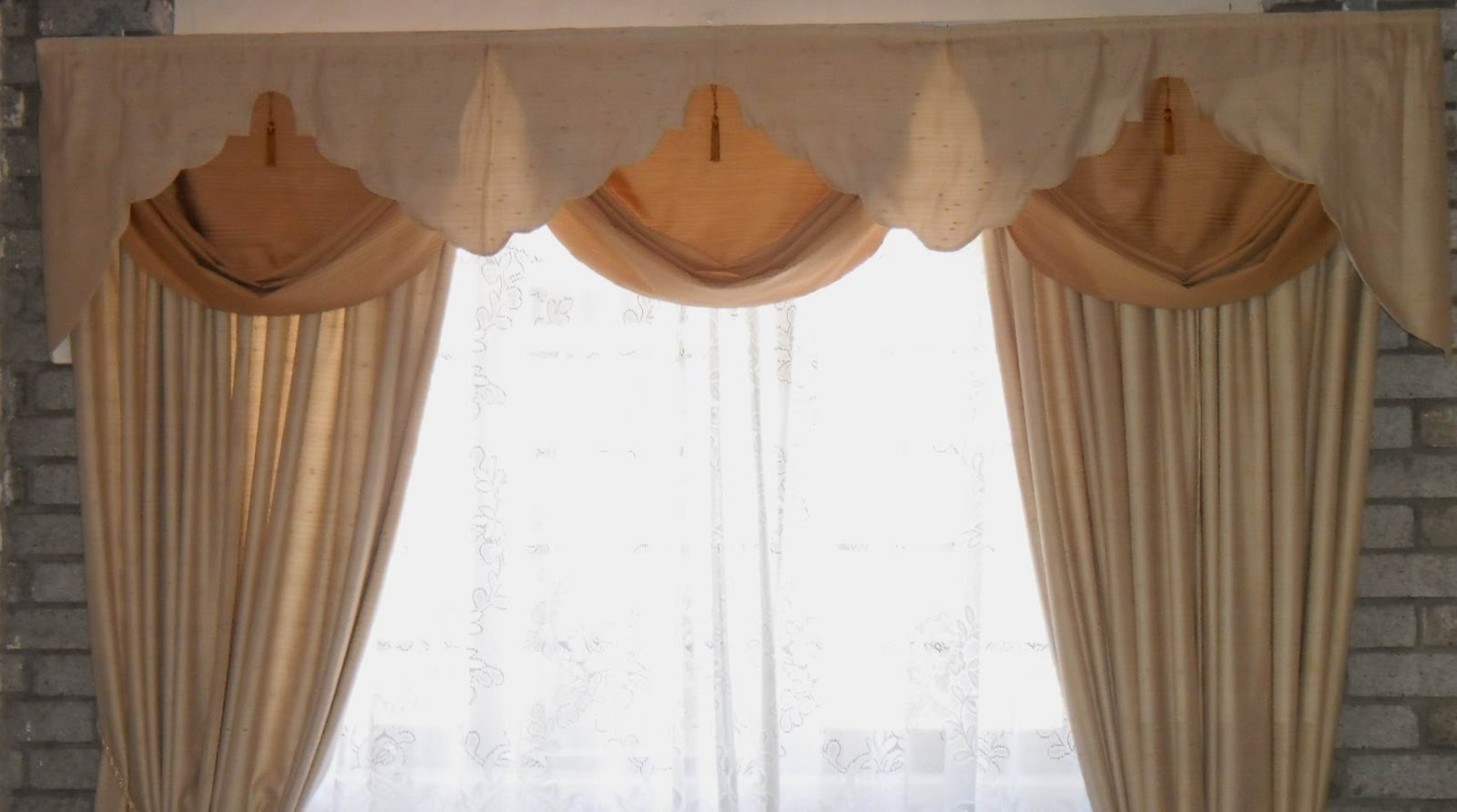 clever needle designs bedroom curtains