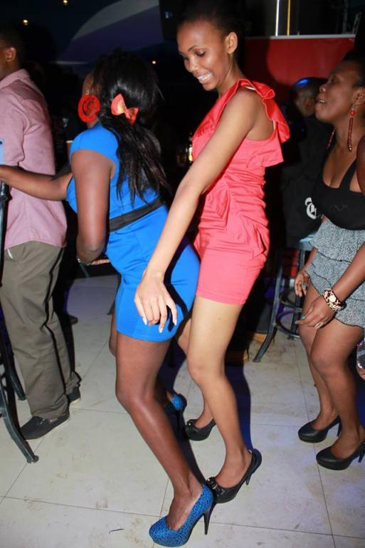 Kenyan Sexy Dance Moves Big Brother Homecoming Party