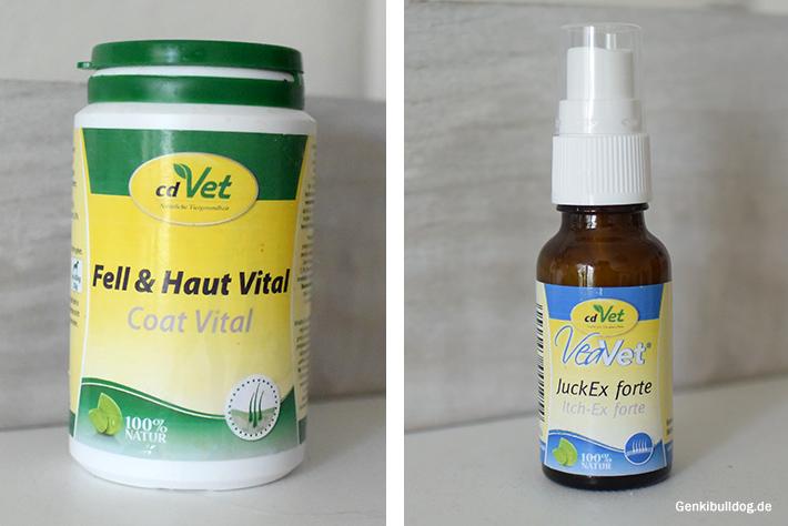 cdVe tFell& Haut Vital und cdVet CeaVer JuckEx