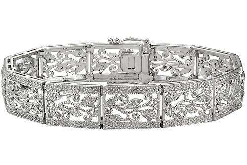 Sterling Jewelry Bracelet