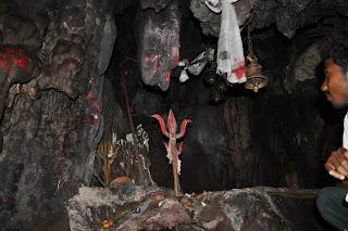 Inside The Mahakal Cave, Jainti, Buxa Tiger Reserve , Dooars