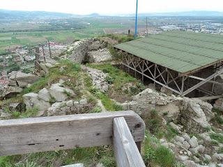 Cetatea Deva- Turnul Patrat