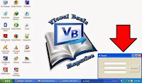 Cara Membuat Form Berada Di Pojok Kanan Bawah Screen Saat StartUp Dengan Visual Basic 6.0