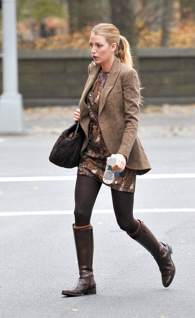 Silk and Spice: Get The Look: Gossip Girl Style - Serena ...