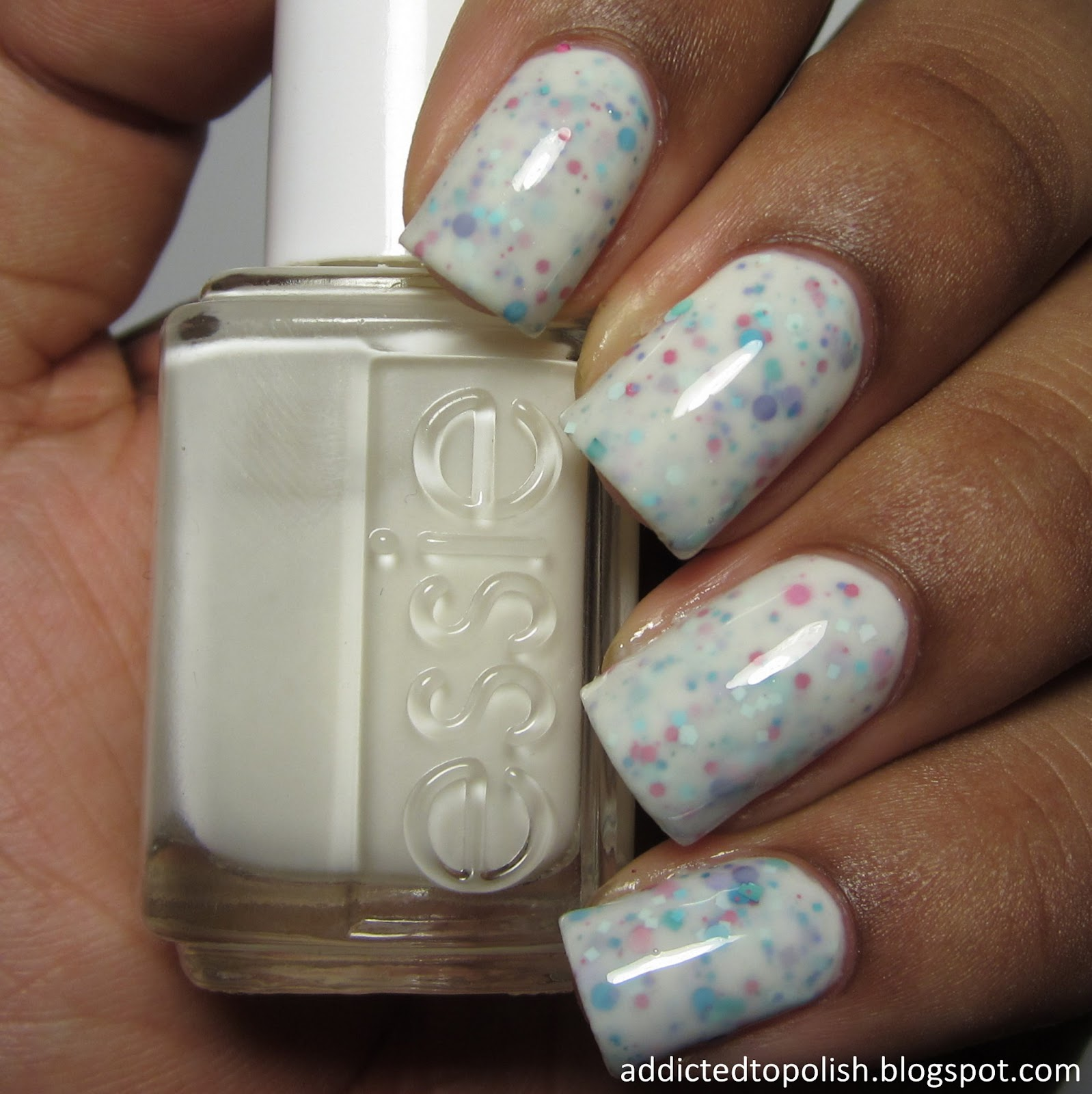 jelly sandwich essie marshmallow pahlish confettie cannon