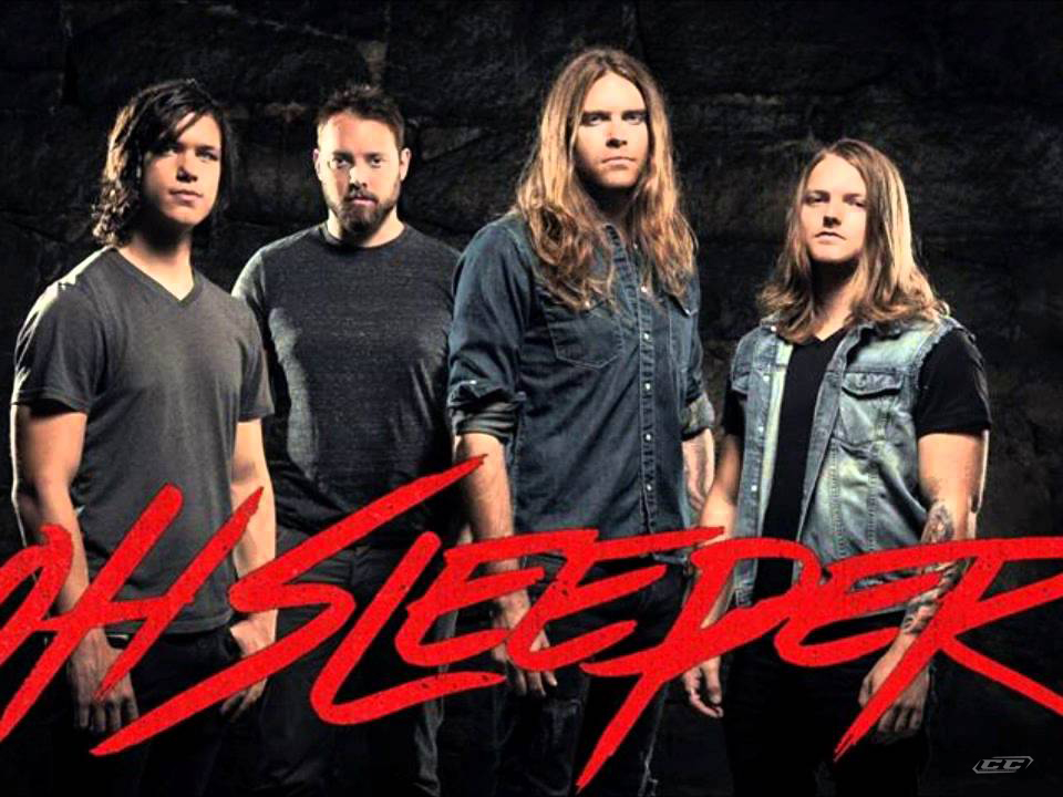 Oh Sleeper - The Titan EP 2013 Biography and History