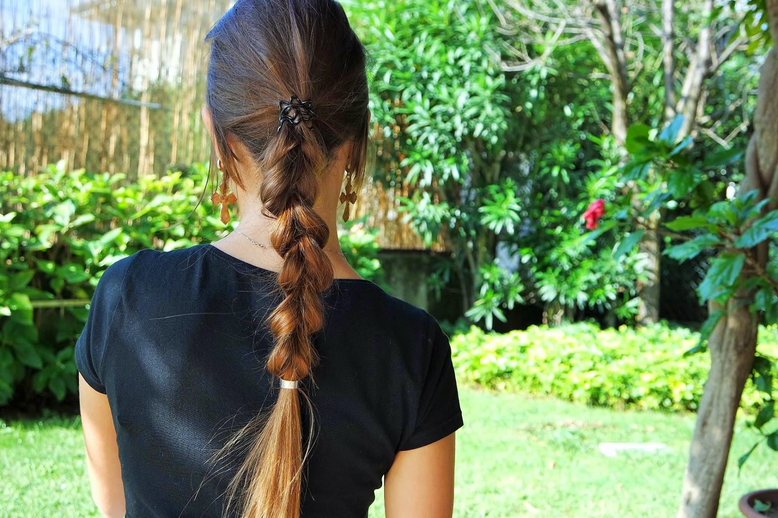 diy hairdo