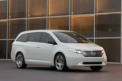 Honda Odyssey 2012