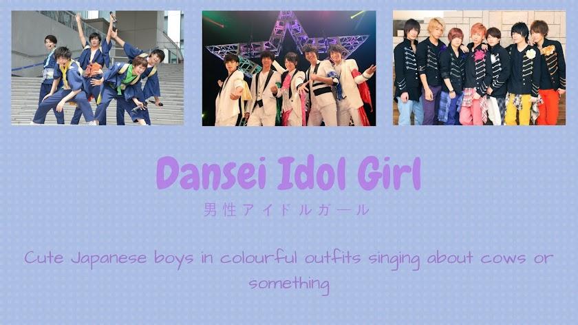 Dansei Idol Girl