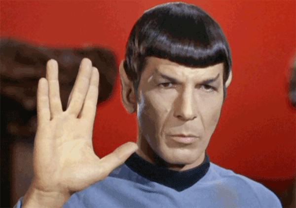 Leonard Nimoy (Spock)