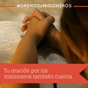 OremosXMisioneros