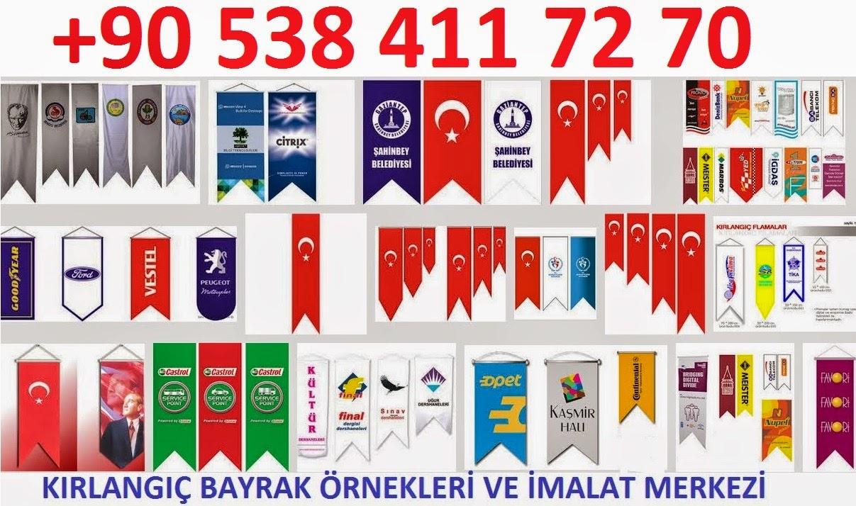 kırlangıç bayrak imalatçı firmalar