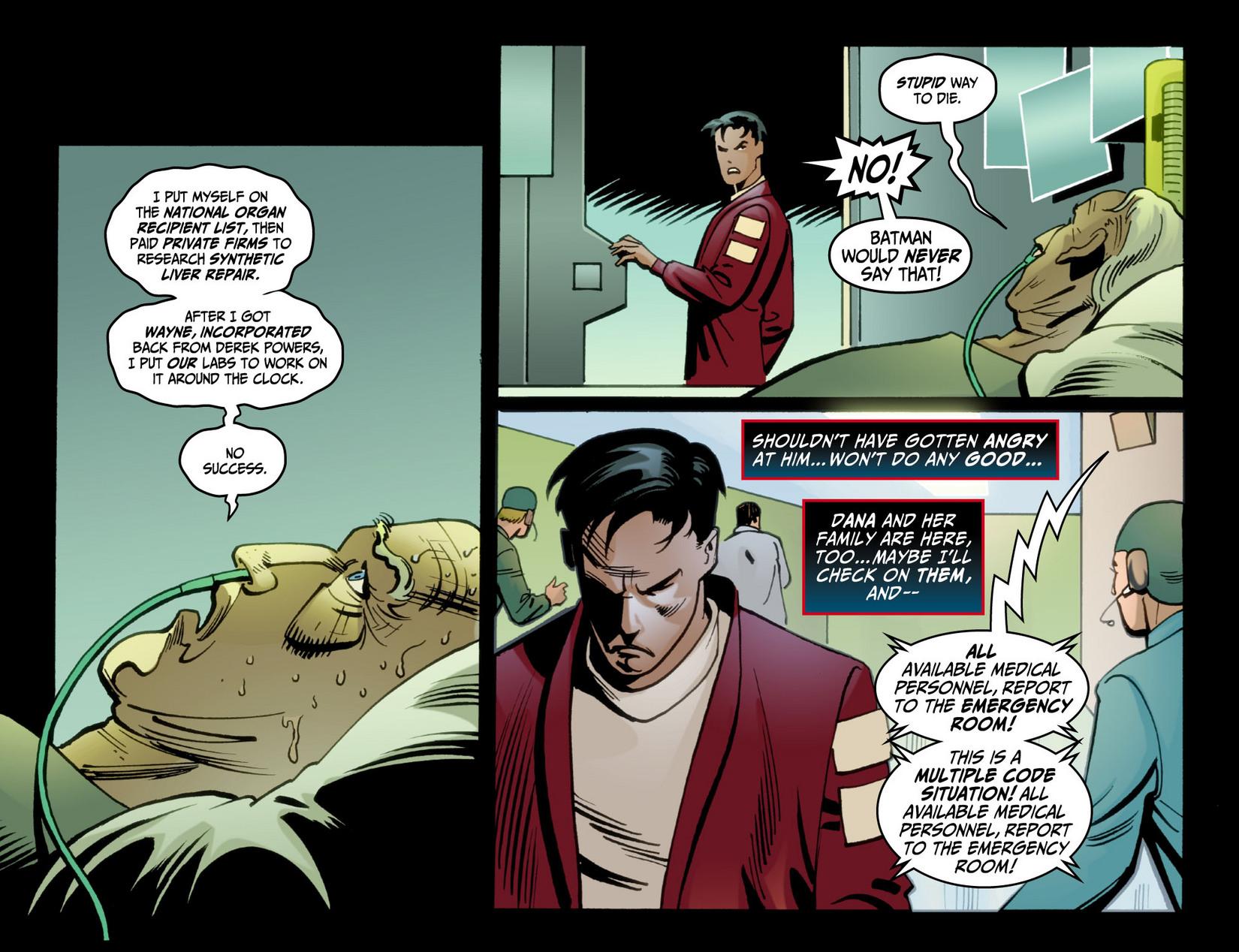 Batman Beyond (2012) Issue #11 #11 - English 11