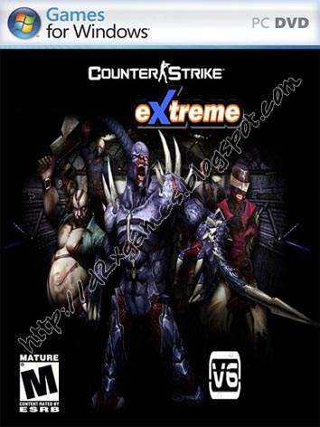 Free Download Games - Counter Strike Xtreme V6