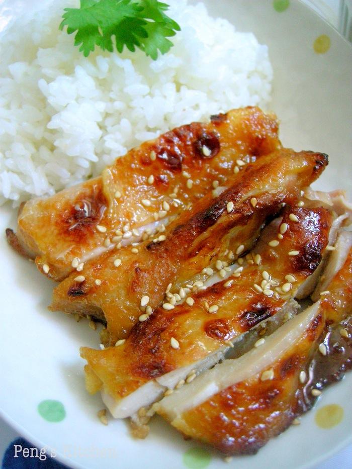 Peng's Kitchen: Grilled Miso Chicken