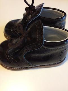 Zapatos Botita Inglés Niño Impecables baratos segunda mano ropa usada zapatos usados