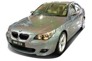 Daftar Harga Mobil BMW Baru/Bekas Oktober - November 2011