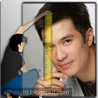 Diether Ocampo Height - How Tall