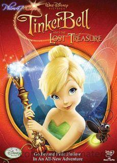 Tinker Bell Và Kho Báu Thất Lạc - Tinker Bell And The Lost Treasure