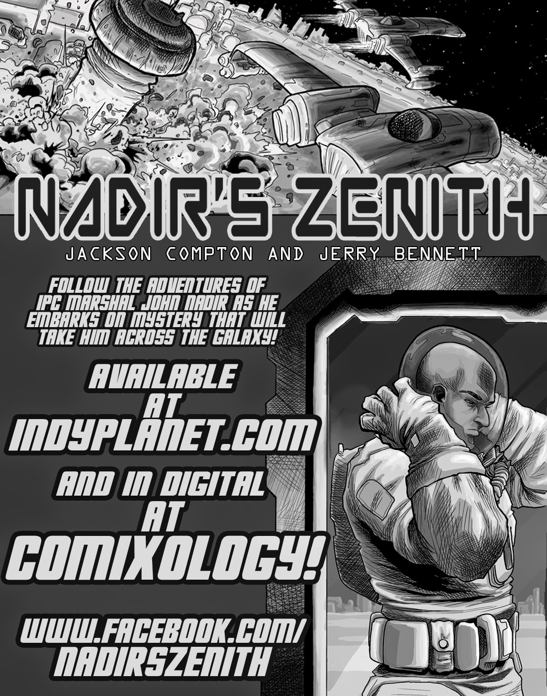 Nadir's Zenith on Facebook!