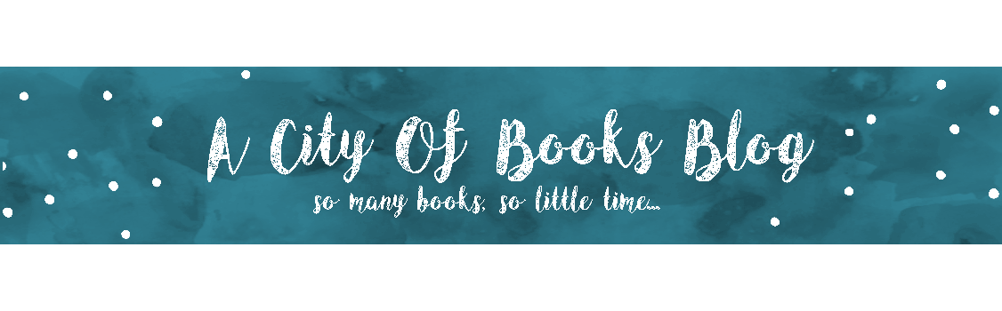 A City Of Books Blog