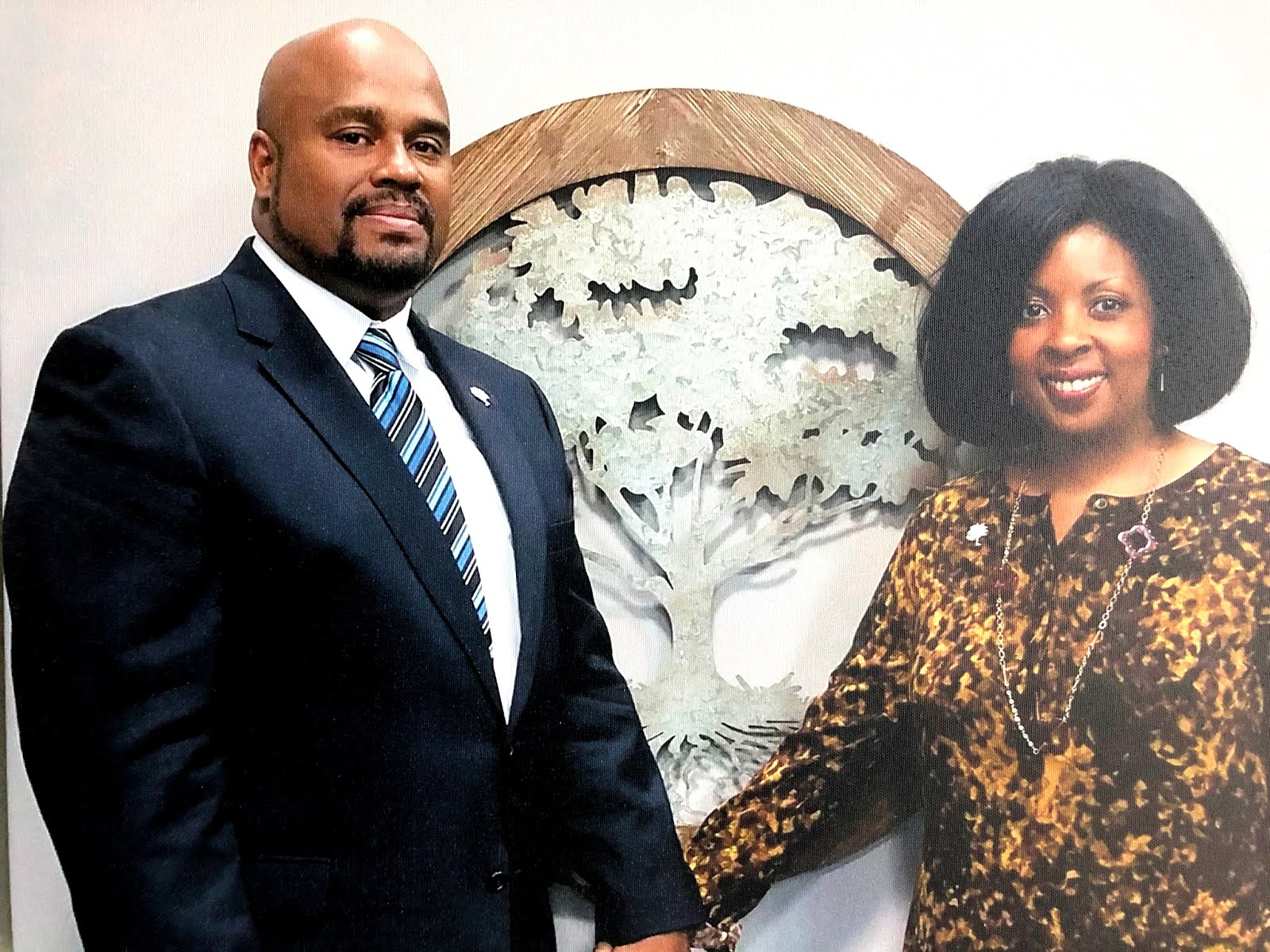 Bishop Shawn and First Lady Tasha Davis