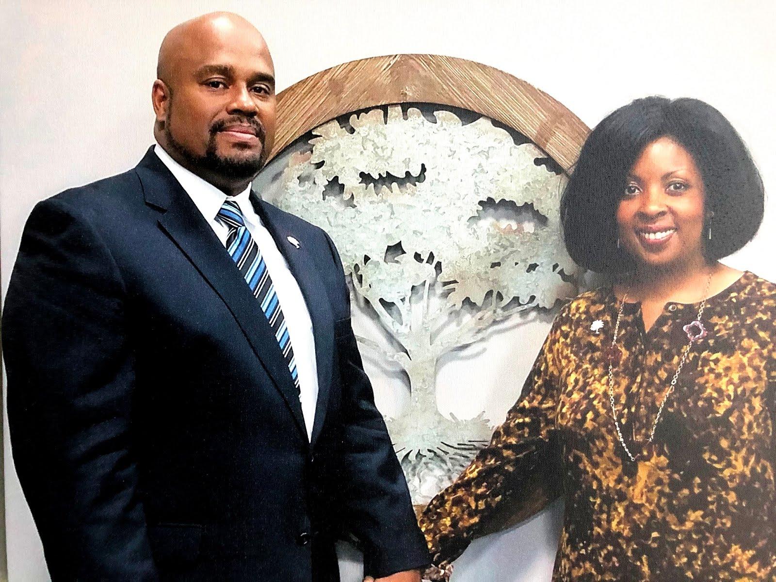 Bishop Shawn and First Lady Tasha Davis