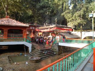 Dakshinkali- The Hindu goddess Temple Kathmandu Nepal