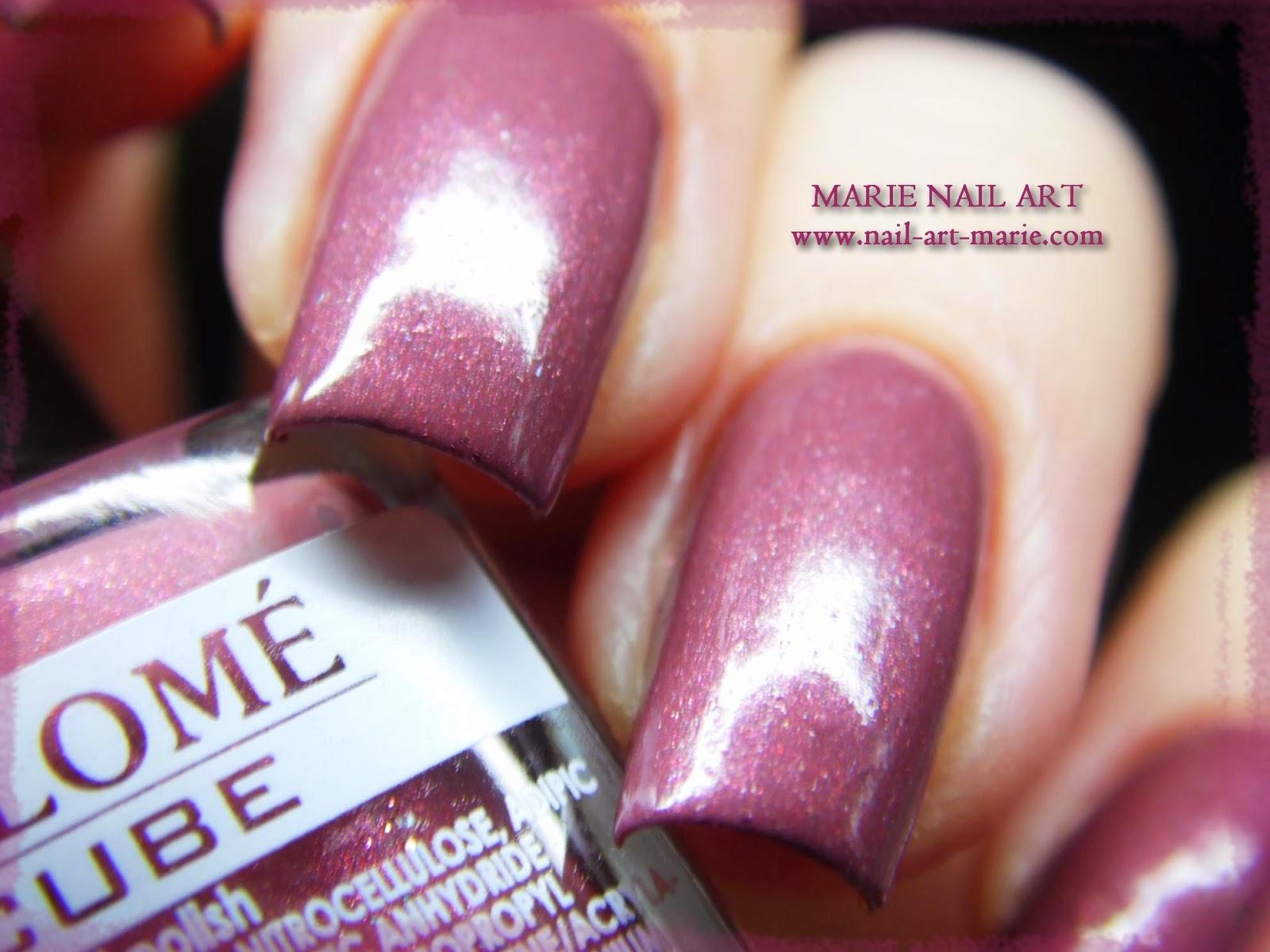 Salomé Cube Mauve4