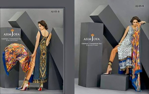 Asim Jofa EID Collection 2014