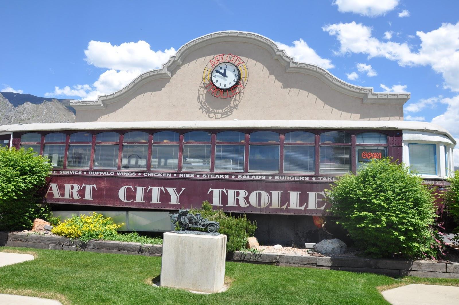Art City Trolley Springville Utah