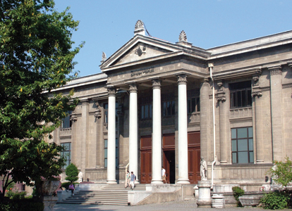 Istanbul Archaeology Museums prepare for a possible ...