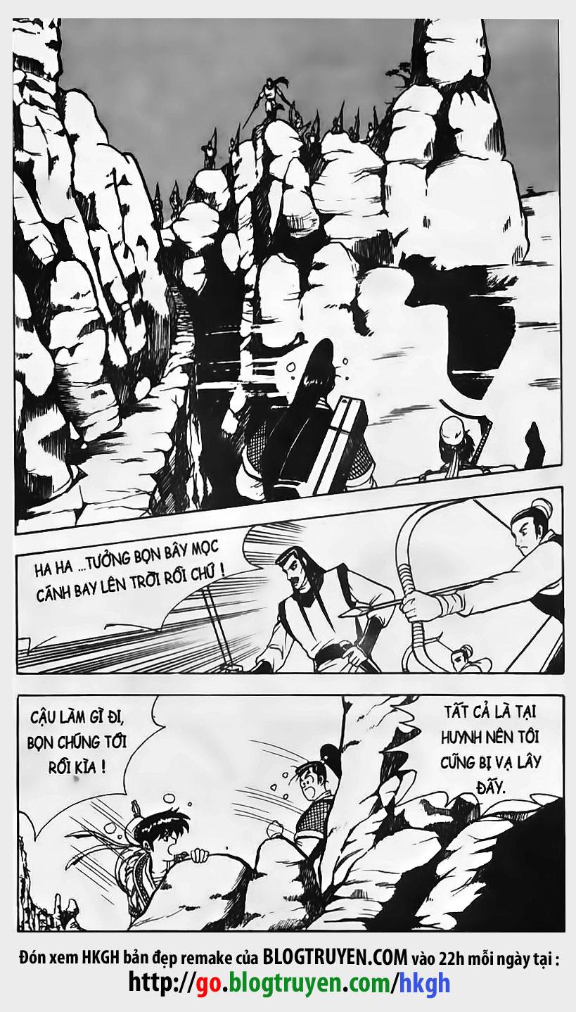 Hiệp Khách Giang Hồ chap 8 page 24 - IZTruyenTranh.com