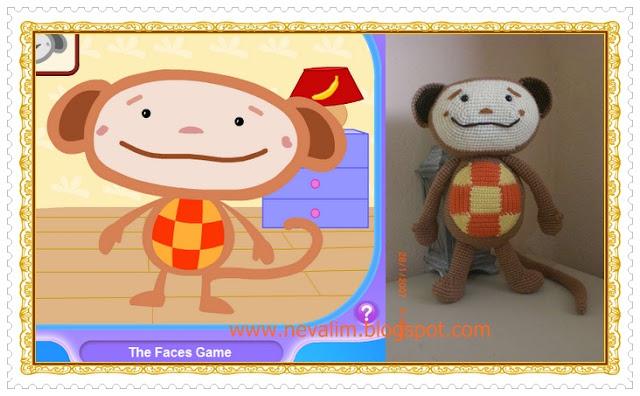 Amigurumi Baby Tv : HAYATIMIN ?c?NDEN.....: amigurumi oliver(baby tv oliver)