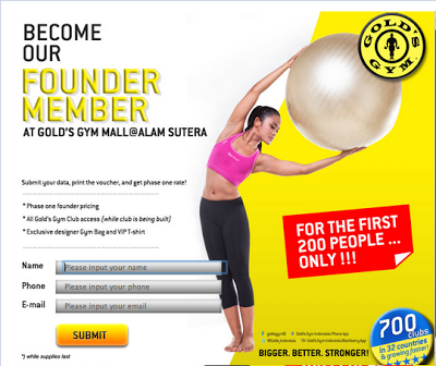 how to pre sell gym memberships