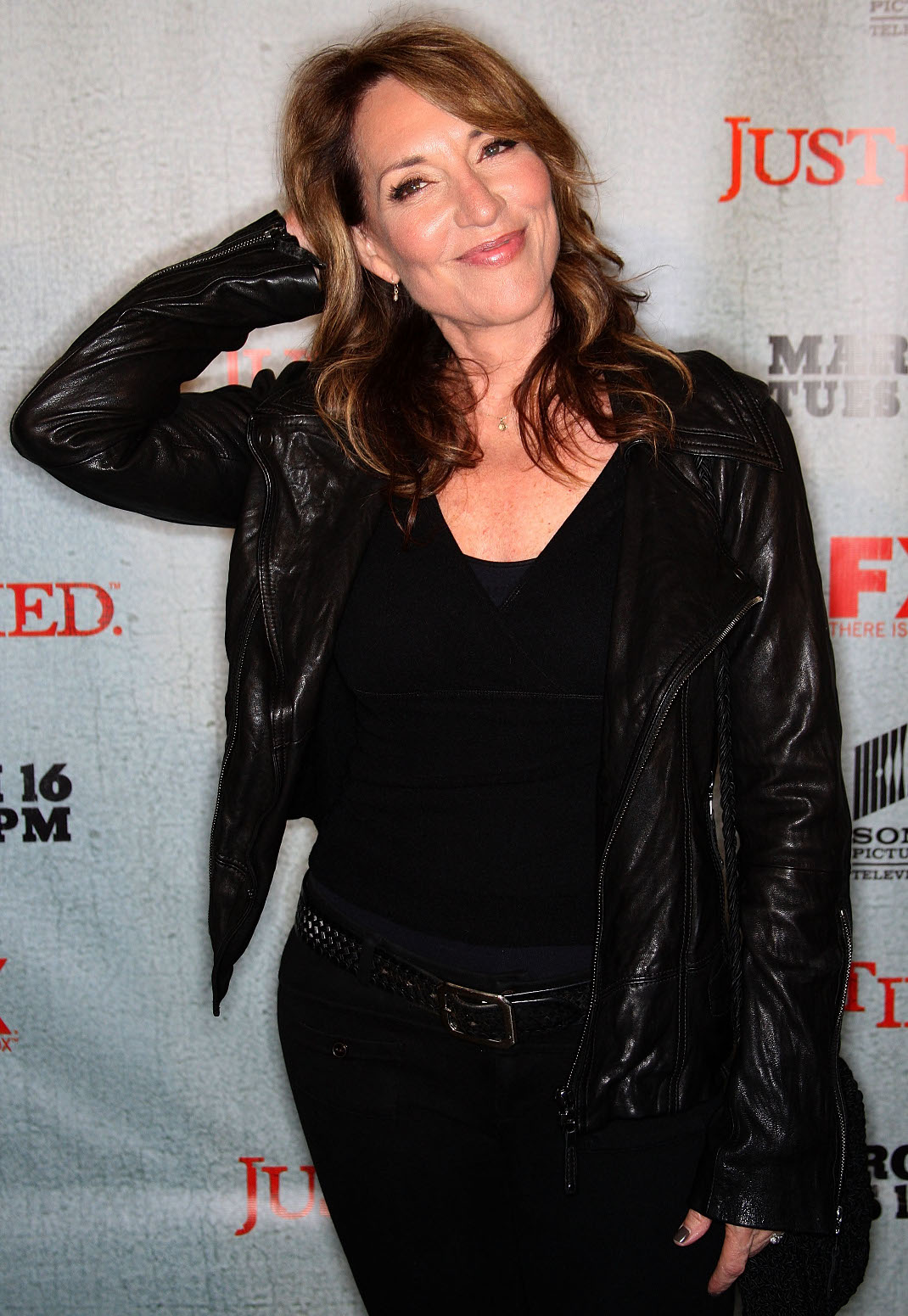 Katey Sagal Photos | Tv Series Posters and Cast Katey Sagal Leather