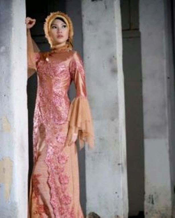 Foto Model Baju Kebaya Jilbab